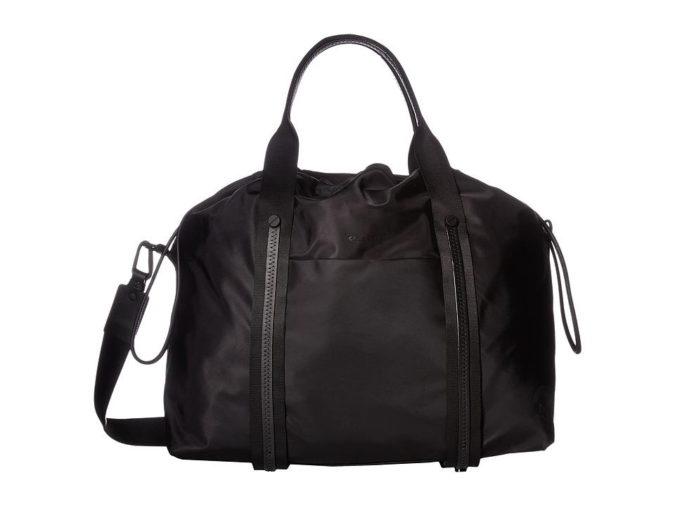 Cole Haan Stagedoor Grand Studio Duffel (Black) Duffel Bags