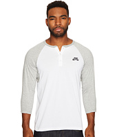 Nike SB - SB Dri-Fit 3/4 Sleeve Henley Top