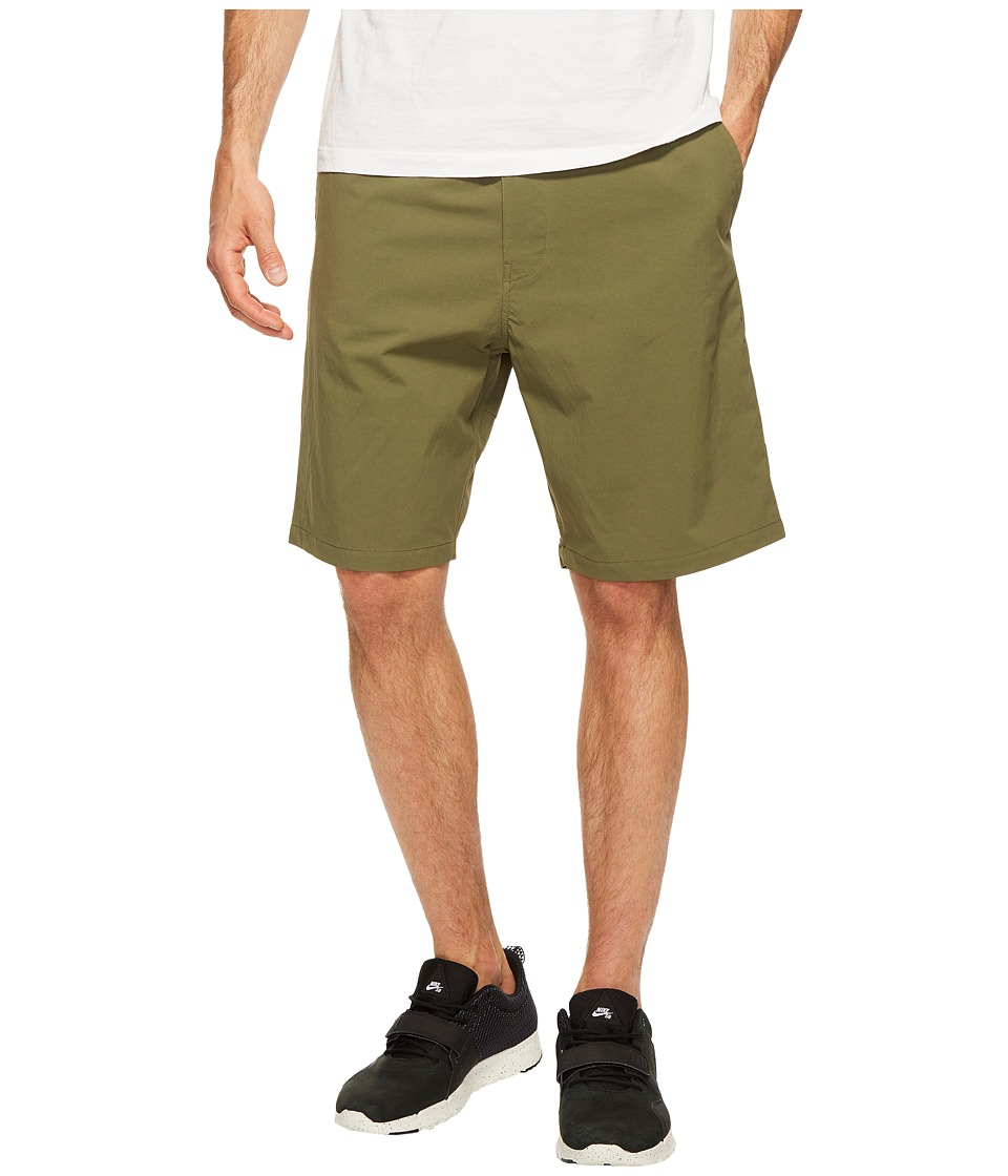 Nike SB SB Flex Everett Shorts (Medium Olive) Men