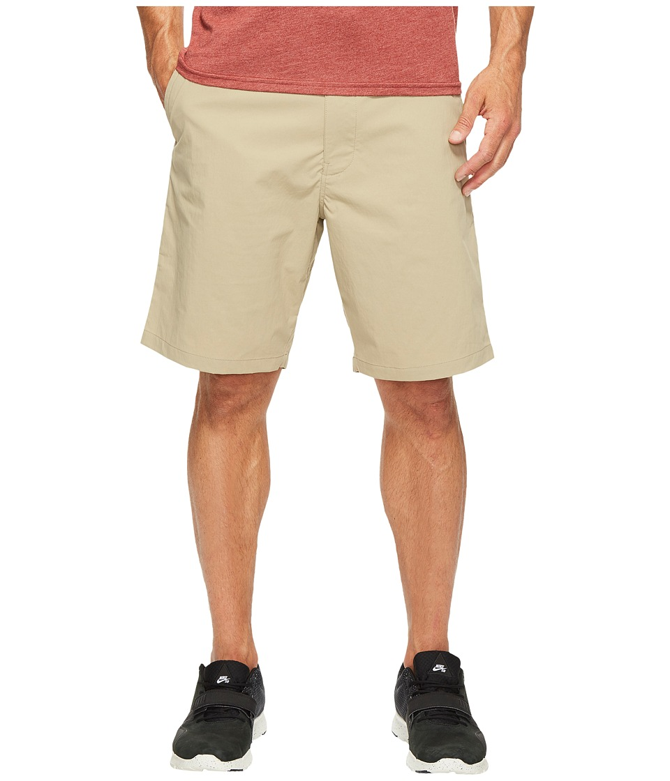 Nike SB SB Flex Everett Shorts (Khaki) Men