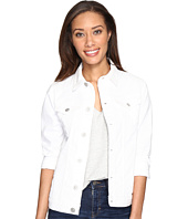Hudson - The Classic Denim Jacket in White Vintage