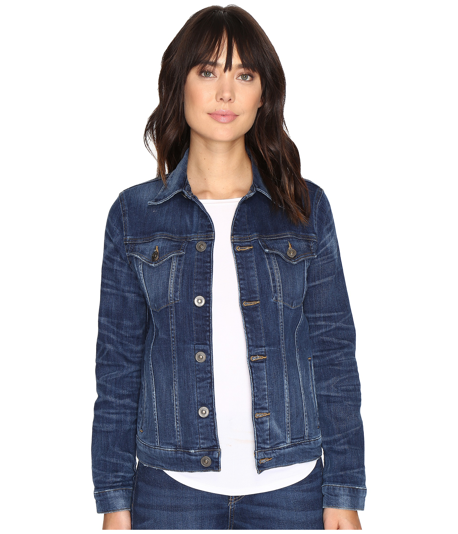 Denim Jackets Clothing | Shipped Free at Zappos
