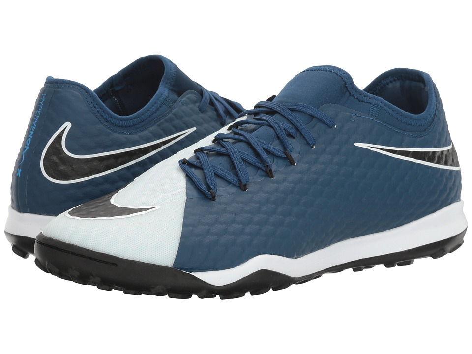 Nike HypervenomX Finale II TF (Photo Blue/Black/Chlorine Blue) Men