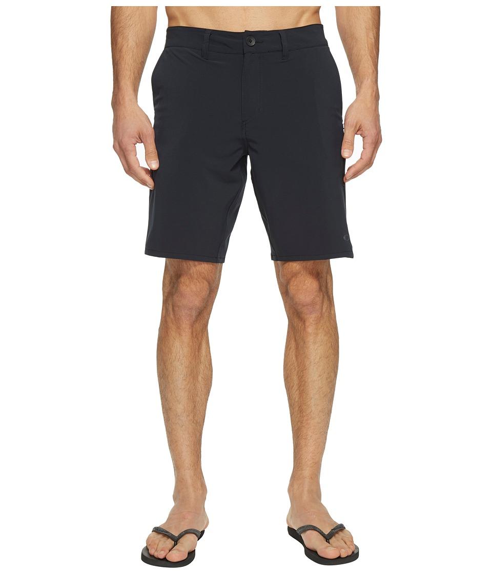 Oakley Icon Chino Hybrid Shorts (Blackout) Men