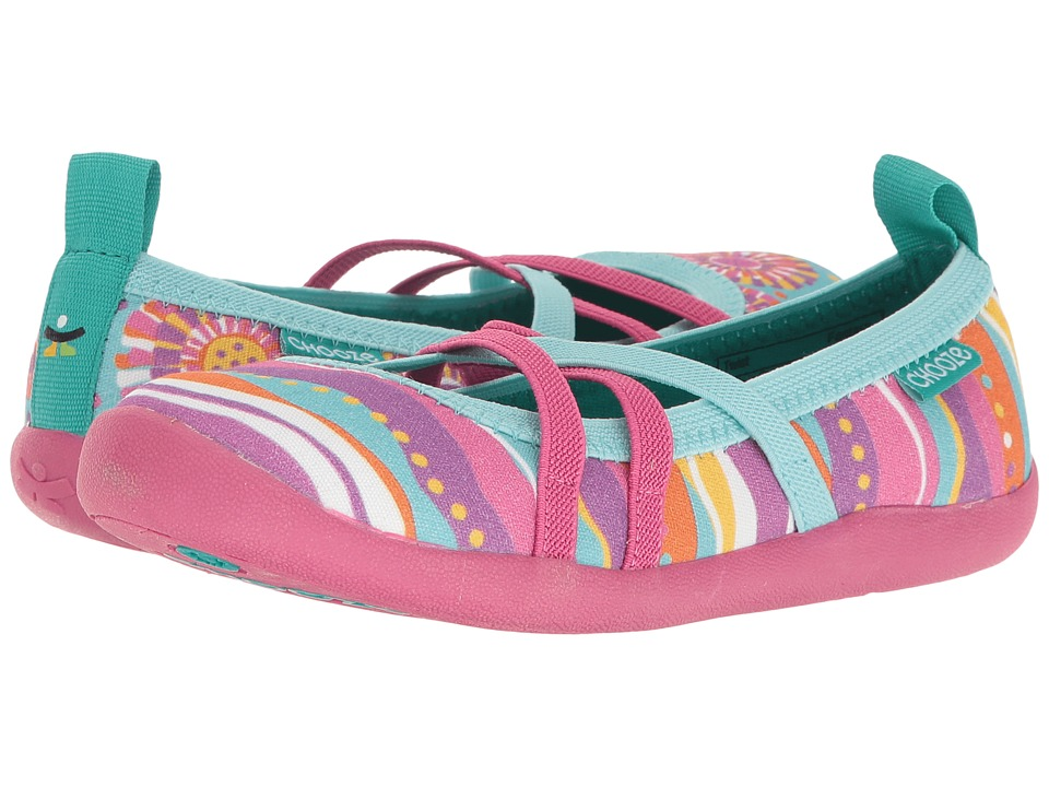 CHOOZE - Twist (Toddler/Little Kid/Big Kid) (Fantasy) Girls Shoes