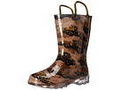 Western Chief Kids - Busy Bulldozer Lighted Rain Boot (Toddler/Little Kid)