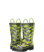 Western Chief Kids - Jurassic Dinos Rain Boot (Toddler/Little Kid)
