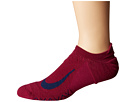Nike - Elite Cushion No-Show Tab Running Socks