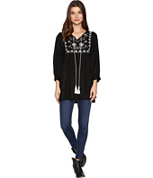 Rock and Roll Cowgirl - Long Sleeve Tunic B4-9655
