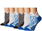 Nike - Dry Cushion GFX Low Training Socks 6-Pair Pack