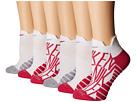 Nike Dry Cushion GFX Low Training Socks 6-Pair Pack