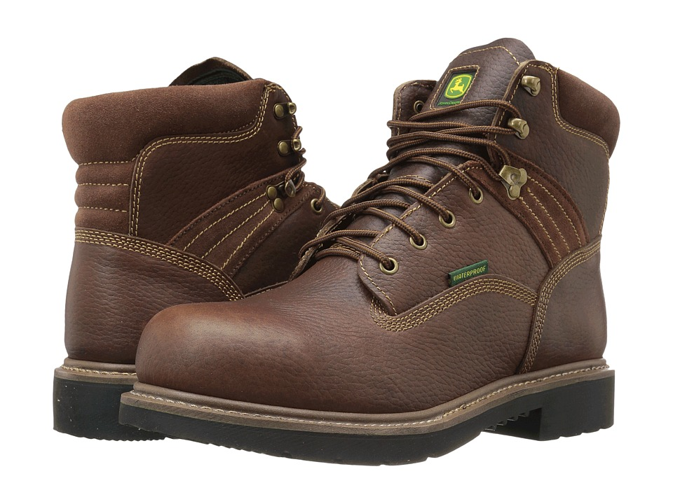 John Deere John Deere - Waterproof 6 Lace-Up Steel Toe