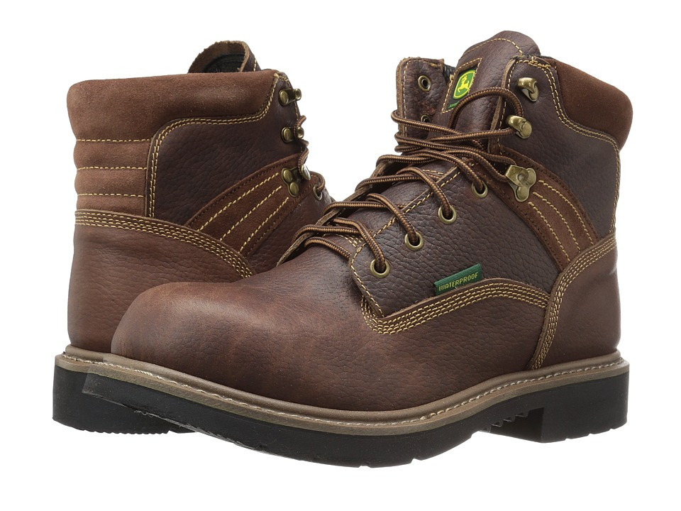 John Deere - Waterproof 6 Lace-Up Soft Toe
