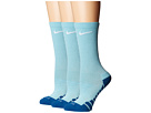 Dry Cushion Crew Training Socks 3-Pair Pack
