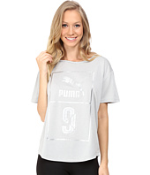 PUMA - Short Sleeve Top