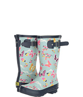 Western Chief Kids - Classic Tall Butterfly Floral Rain Boot (Little Kid/Big Kid)