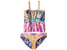 Maaji Kids - Honey Peplum Bikini Set (Toddler/Little Kids/Big Kids)