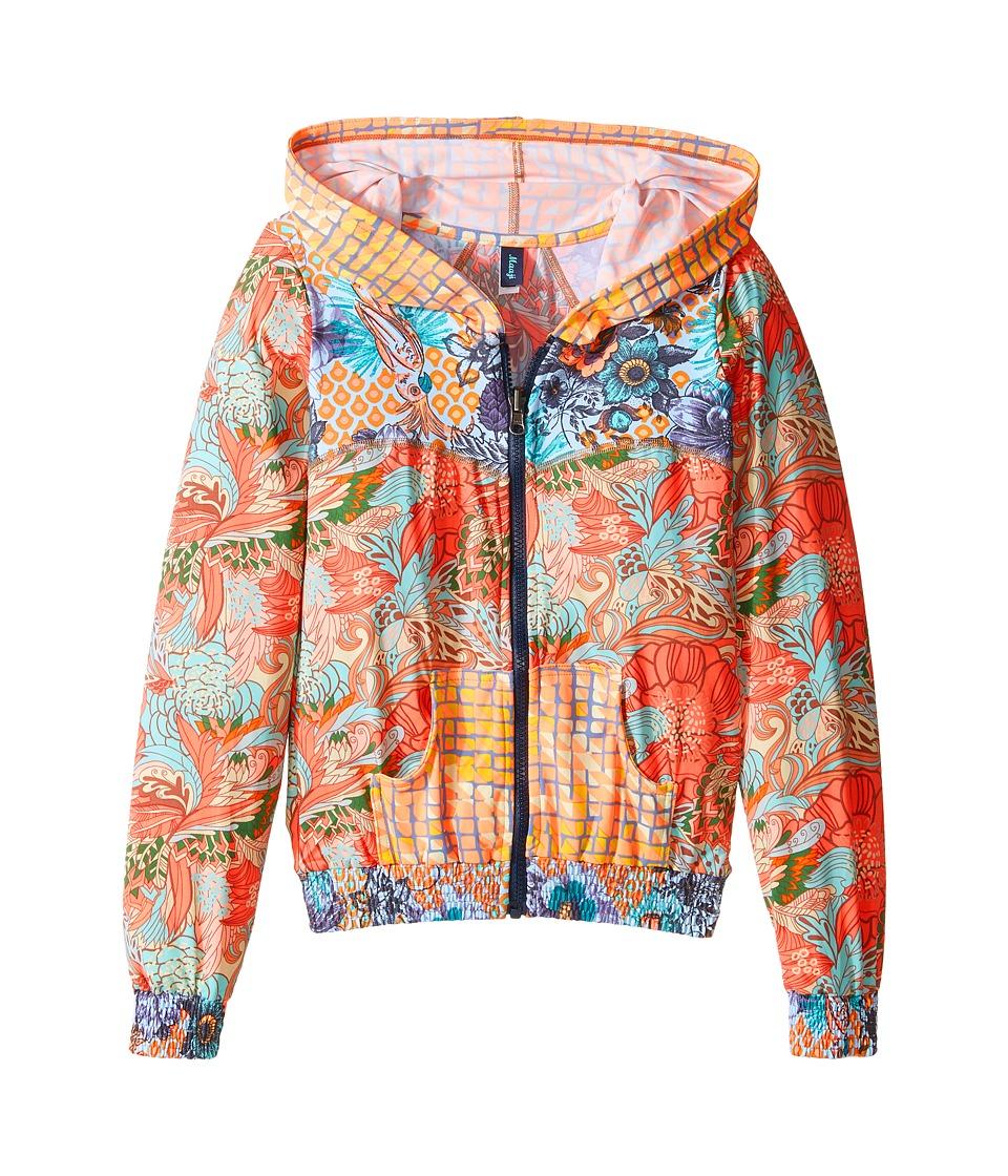 Maaji Kids - Raspberry Plum Jacket Cover-Up