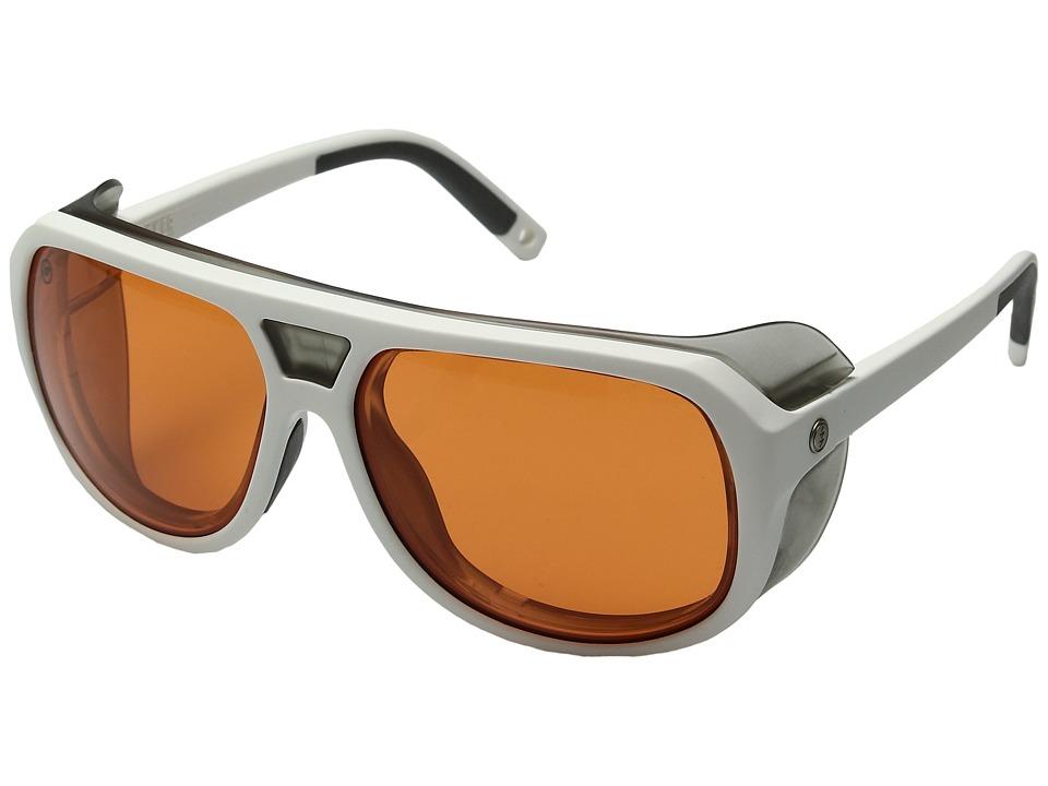 Electric Stacker (Matte Black/Ohm/Orange) Sport Sunglasses