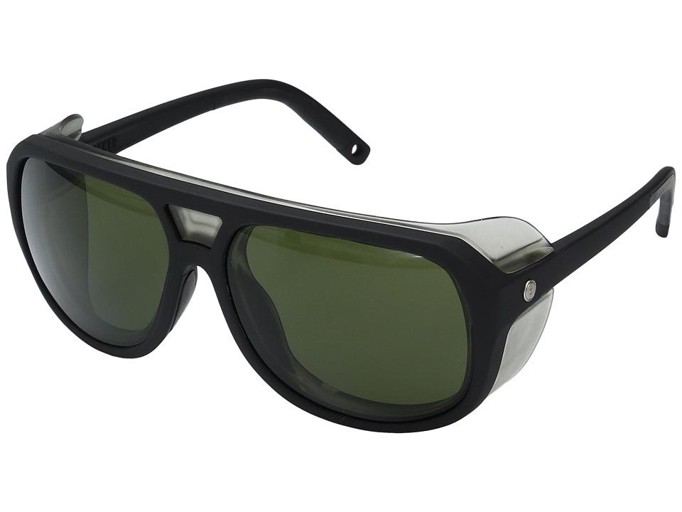 Electric Stacker (Matte Black/Ohm/Grey) Sport Sunglasses