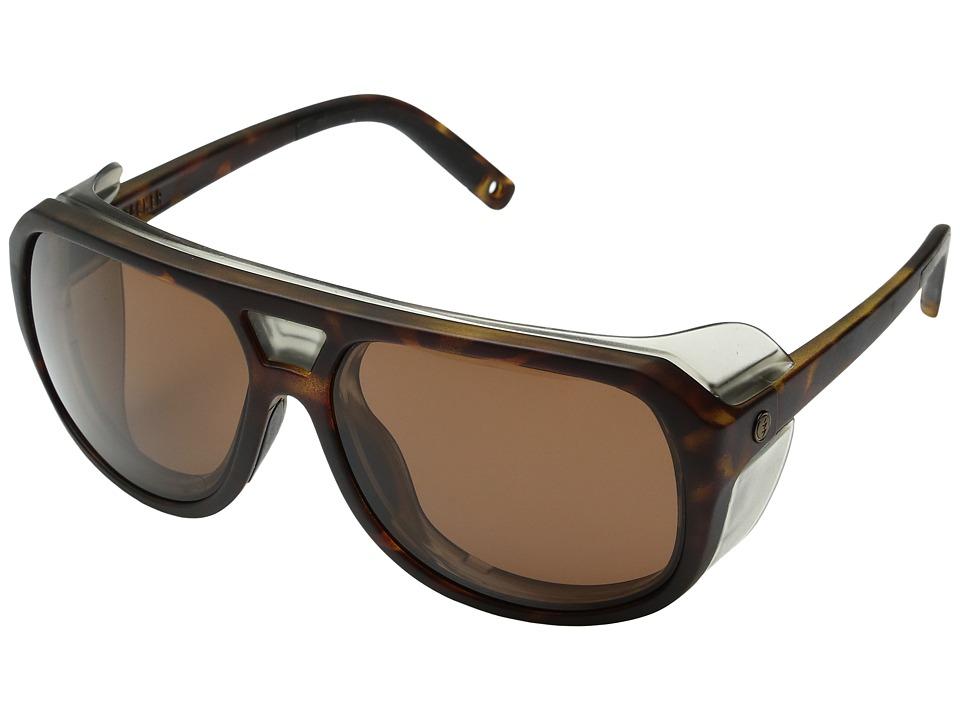 Electric Stacker (Matte Black/Ohm/Bronze) Sport Sunglasses