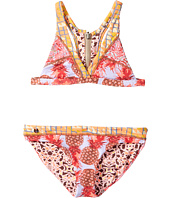 Maaji Kids - Pink Velvet Bikini Set (Toddler/Little Kids/Big Kids)