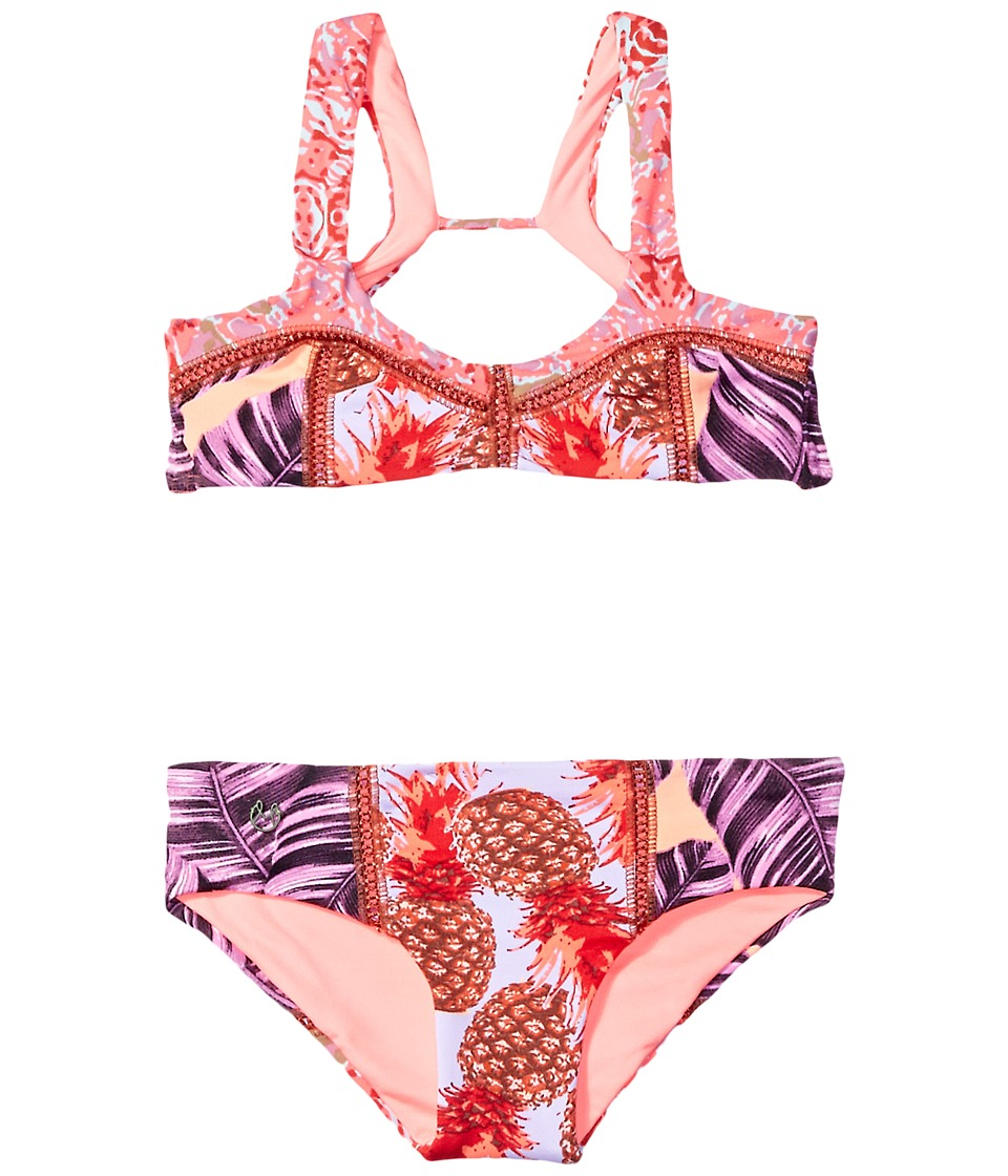 Maaji Kids Funfetti Milkshake Bikini Set (Toddler/Little Kids/Big Kids) (Multicolor) Girl