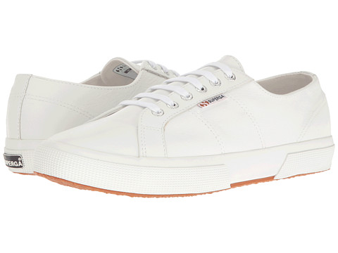 Superga 2750 Auleau - White Leather