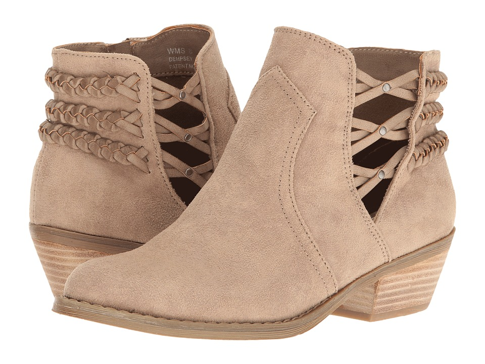 Report Dempsey (Taupe Synthetic) Women