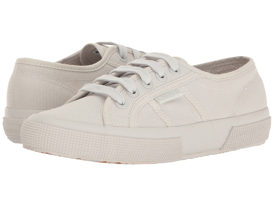 Superga 2750 COTU Classic (Total Light Grey) Lace up casual Shoes
