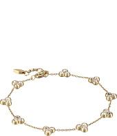 Fossil - Vintage Glitz Dot Cluster Bracelet