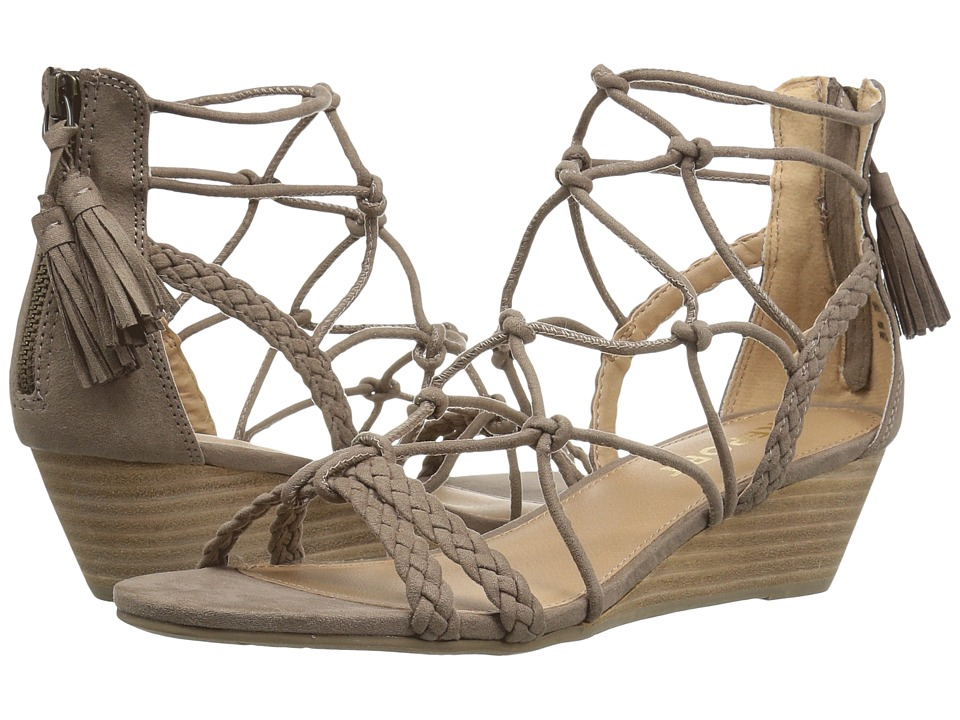 Report Minnie (Taupe Synthetic) Women