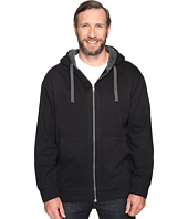 Nautica Big & Tall - Big & Tall Full Zip Hoodie with Pockets