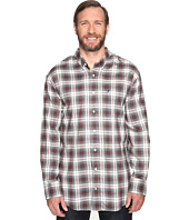 Nautica Big & Tall - Big & Tall Wrinkle Resistant Plaid Long Sleeve