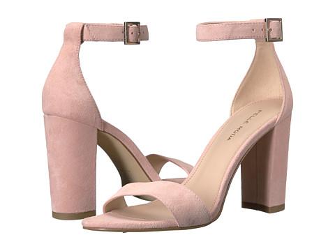 Pelle Moda Bonnie - Pale Pink Suede