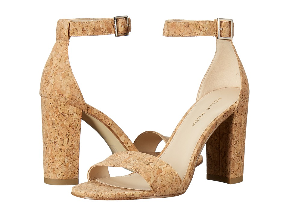 Pelle Moda Bonnie (Natural Cork) Women
