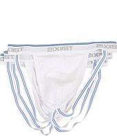 2(X)IST - 3-Pack Stretch Jock Strap
