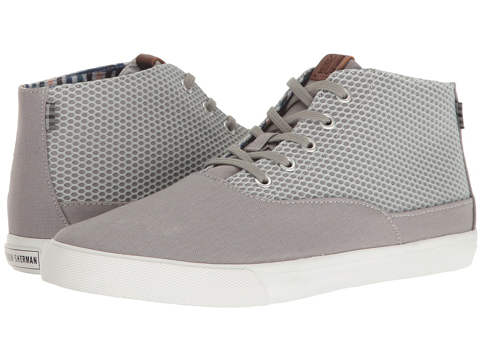 Ben Sherman Pete Hi (Grey) Men