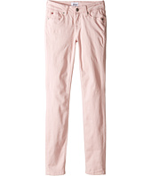 Hudson Kids - Dagger Five-Pocket Skinny Brushed Sateen Jeans in Pinkie (Big Kids)