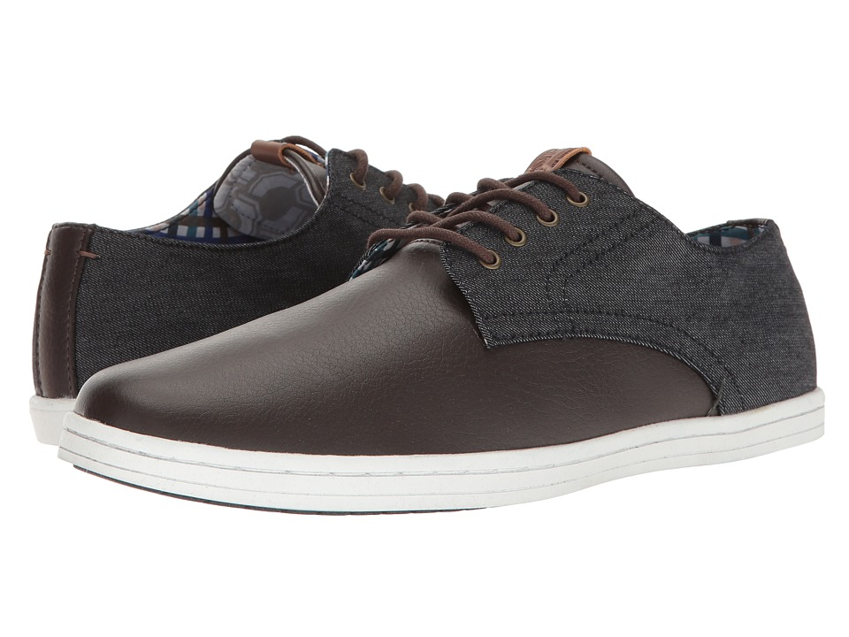 Ben Sherman Parnell Oxford (Brown/Denim) Men