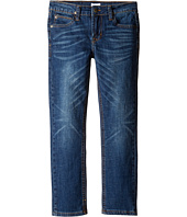 Hudson Kids - Jagger Slim Straight Five-Pocket Jeans in Gritty Grass (Toddler/Little Kids/Big Kids)