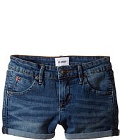Hudson Kids - 2 1/2 Roll Shorts in Glacier Blue (Big Kids)