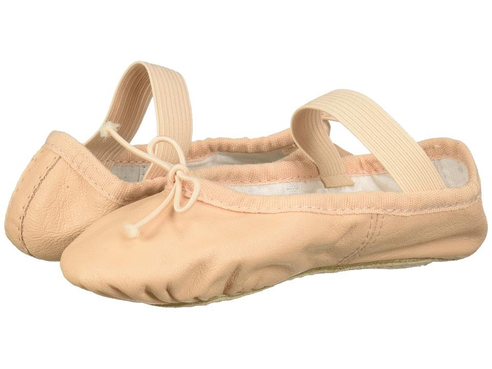 Bloch Kids Dansoft (Toddler/Little Kid) (Pink) Girl's Shoes