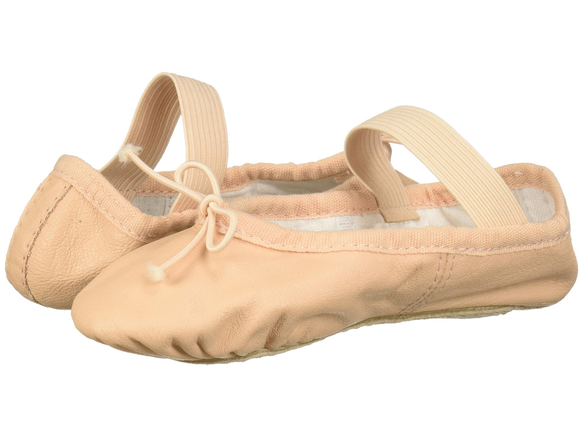 Split Leather Toddler Ballet Shoes