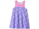 Hatley Kids - Sea Horse Swim Dress Cover-Up (Toddler/Little Kids/Big Kids)