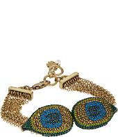 Lucky Brand - Peacock Pave Strand Bracelet