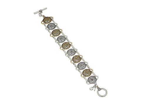 Lucky Brand Sugarplum Motif Bracelet - Two-Tone