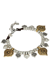 Lucky Brand - Flower Leather Bracelet