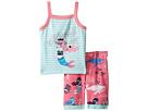 Hatley Kids - Sweet Mermaid Tank Pajama Set (Toddler/Little Kids/Big Kids)