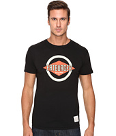 The Original Retro Brand - Vintage Cotton Short Sleeve Fatburger Tee